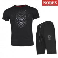Летен мъжки комплект NOREX cod:L-01