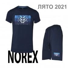 Летен мъжки комплект NOREX cod:L-02