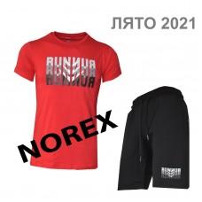 Летен мъжки комплект NOREX cod:L-03